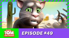 NEW! Talking Tom and Friends - A Secret Worth Keeping: Part One (Episode...