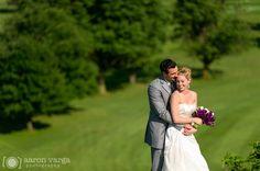 Chestnut Ridge Golf Resort wedding