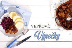 Vepřové výpečky hodné obdivu - Kuchařka pro dceru Pork Meat, Beef, Learn To Cook, Food And Drink, French Toast, Vegan, Cooking, Breakfast, Recipes