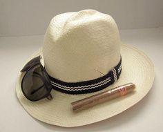 hat and cigar essentials