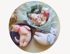 Lelleco: peluches y muñecos personalizados hechos a mano por artistas #cats #gatos #softie #peluche #cute #handmade