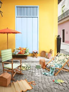 SOLBLEKT Cool basket, rattan - IKEA Dining Furniture, Garden Furniture, Outdoor Furniture Sets, Outdoor Spaces, Outdoor Living, Outdoor Decor, Motif Tropical, Tropical Prints, Colonial Mansion