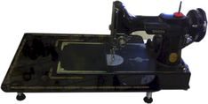 featherweight sewing machine extension table