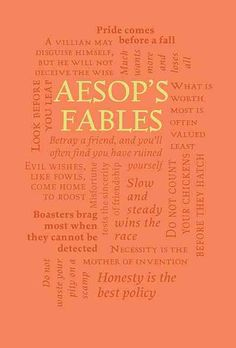 Aesop was a slave and storyteller who lived in ancient Greece around 620564 BC. No writings by him exist (if they ever existed at all), yet numerous stories and tales have been credited to him and hav