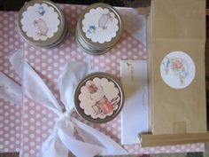 Swan's Lake: A Beatrix Potter Baby Shower