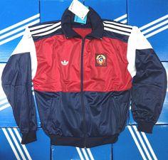 ADIDAS originals USSR VTG jacket RETRO,OLDSCHOOL,VINTAGE Size D6 GB 40/42   Clothing, Shoes & Accessories, Men's Clothing, Athletic Apparel   eBay!