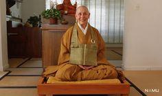 Aulas NAMU: Monja Coen ensina a meditação zen-budista