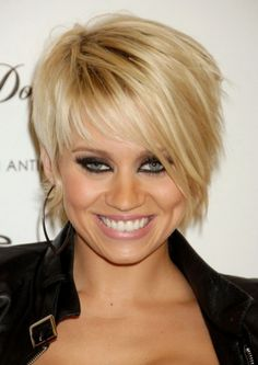 Asymmetrical Pixie Crop...I think I'm going to do this!