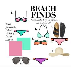 Cheap #Triangl lookalike bathing suits under $50!!