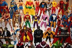Collect Action Figures