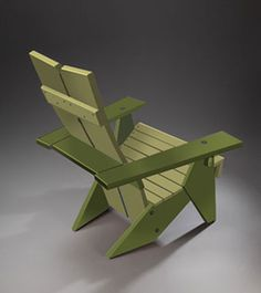 Wood furniture decor modern deck chair stainless for Ikea adirondack chairs