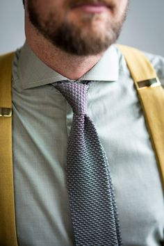 056fedb94a7a sharp&dapper Knitted Tie in Steel Grey. sharp&dapper · Neckties