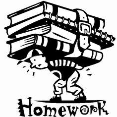 Too much homework statistics