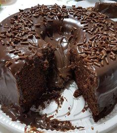 Chocolate Fudge Frosting, Chocolate Cake, Cake Recipes, Dessert Recipes, Cookbook Recipes, Susan Recipe, Homemade Chocolate, Food Cravings, Yummy Cakes