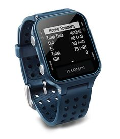 Garmin Approach S20 Golf Watch - Midnight Teal * Check out this great product…