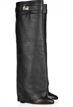 Stivali con risvolto Givenchy