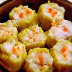 Shiu Mai (Chinese steamed shrimp dumplings)