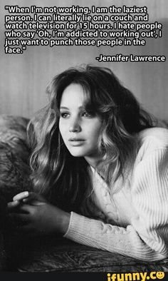 This is the reason why jennifer lawrence is the most awesome person