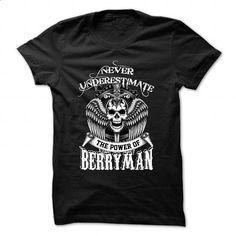 BERRYMAN-the-awesome - hoodie women #t shirt designer #cool tshirt designs