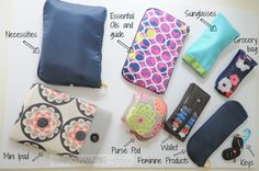 Get Your Purse Organized With These Tips Organization 31 Days Organizing Ideas