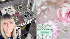 ManosalaObraTv 2020 Programa 23 - Mueble reciclado - Imitacion Mayolica ... Stencils, Youtube, Instagram, Frame, Tv, Home Decor, Tutorials, Mosaic Tiles, Mosaics