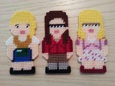 Big Bang Theory: Penny, Amy and Bernadette