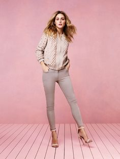 Olivia Palermo for Coast's Spring 2017 Campaign