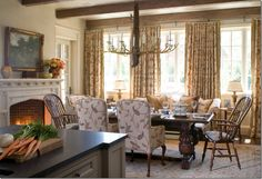 house plans with keeping rooms off kitchen   AK Complete Home Renovations, Atlanta - President's Blog