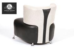 Fauteuil Alonzo très confortable de création québecoise. 1 299.00$ - Concept Genesys Oeuvres, Egg Chair, Creations, Lounge, Concept, Design, Furniture, Home Decor, Lounge Chairs