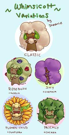 "steemie: ""Quick pokemon variation sheet with my baby because I couldn't resist! Pokemon Mix, Pokemon Fusion Art, Play Pokemon, Pokemon Fan Art, New Pokemon, Pokemon Stuff, Cute Pokemon, Pokemon Breeds, Pokemon Memes"