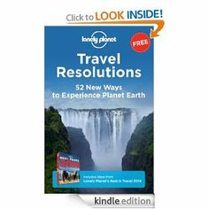 Just because it's free doesn't mean it isn't good. I loved this mini-book because it let me in on all sorts of destinations and events that I didn't know about before.