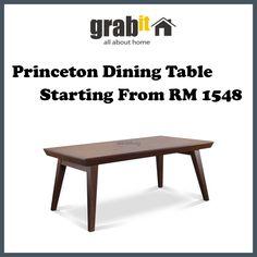 Bigger Dining Table for Christmas Dinner ~ GRABit.my
