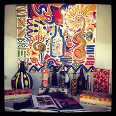 Spazio Living Art #cantineaperte #winelovers #art #castellodiluzzano