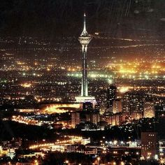 My special city ♥ #Tehran #Iran