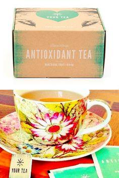Tiny Tea // Your Tea