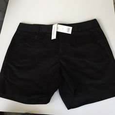 Banana Republic black shorts size 10 New with tags Banana Republic Shorts Skorts