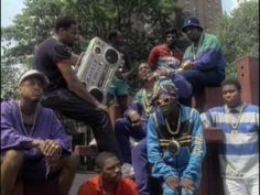 "ERIC B. & RAKIM / I AIN'T NO JOKE (1987) -- Check out the ""I ♥♥♥ the 80s!!"" YouTube Playlist --> http://www.youtube.com/playlist?list=PLBADA73C441065BD6 #1980s #80s"