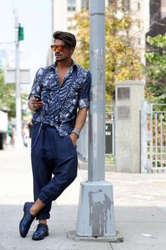 Fashion Week - Street Style - NYC