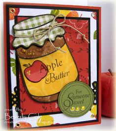 223 Creations of My Kind: Autumn Apple Butter
