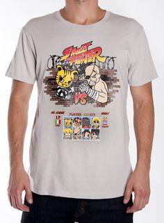 02c93762de2 tokidoki x Street Fighter El Tigre Men s Tee  24  tokidoki  streetfighter   eltigre