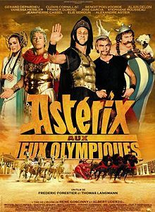 Asterix at the Olymbic Games Asterix Olympialaisissa 2008