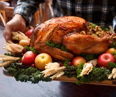 How to Garnish and Display a Turkey - Entertaining.Answers.com