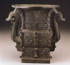 chinoise vase bronze - Google 検索