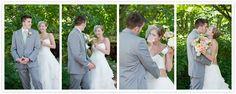Leah + Dan: MillCreek Barns Wedding - Allie & Co. Photography ...