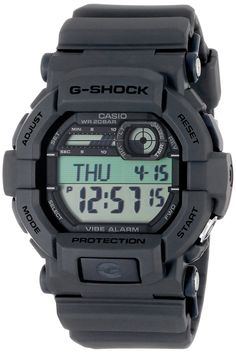 Amazon.com: Casio Men's GD350-8 G Shock Grey Watch: Casio: Watches