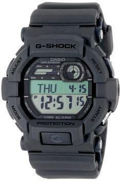 Amazon.com: Casio Men's GD350-8 G Shock Grey Watch: Casio: Watches