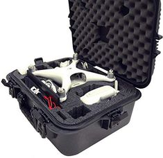 Case fits DJI Phantom 4555 Phantom 4 Phantom 4 Pro or Phantom 4 Pro Plus along with additional accessories Case is made of extremely tough inj Dji Phantom 4, Drone Quadcopter, Compact, Im Not Perfect, Club, The Originals, Packaging, Image Link, Accessories