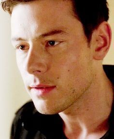 Cory Monteith...stay away from my future wife!!!!!