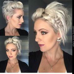 """2,627 Likes, 53 Comments - Short Hair   Pixie Cut Boston (@nothingbutpixies) on Instagram: """"Thank you so much for sharing my post @emilyandersonstyling . Thank you for all your amazing…"""""""