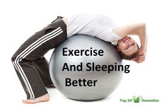 Why does exercise help us sleep better The amount of physical exercise that you exert during the day is one of the key ingredients to helping you get a good sleep at night. The more active your body is during the day, the more likely you are to relax at night and fall asleep faster. With regular...